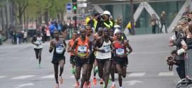 Paris Marathon 2012