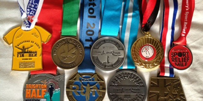 Medal Collection 2010-12