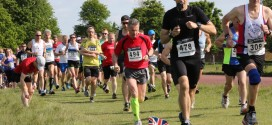 Richmond Park Marathon 2015