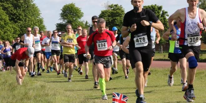 Richmond Park Marathon 2015