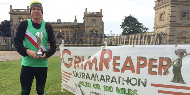 Grim Reaper Ultra 2015 70 Mile Race 2015
