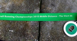 UK Trail Running Championships - Stort30