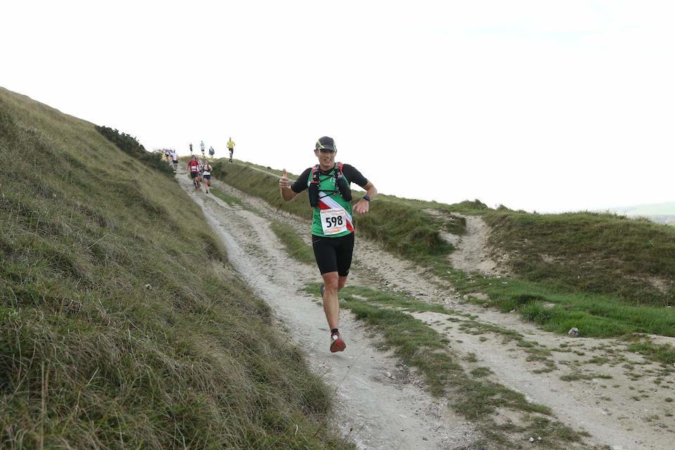 Beachy Head Marathon 2017